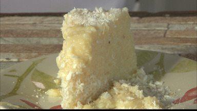 Chef JPB ensina receita de bolo de tapioca - Veja o passo a passo desta receita.