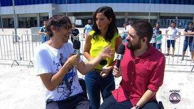 Peninha e Luciano Potter comentam a falta do árbitro de vídeo no Gre-Nal deste domingo - Assista ao vídeo.
