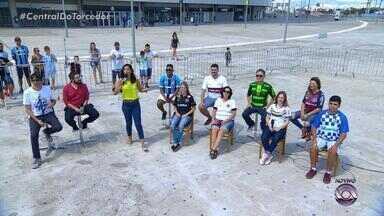 Globo Esporte RS - Bloco 1 - 17/03 - Assista ao vídeo.