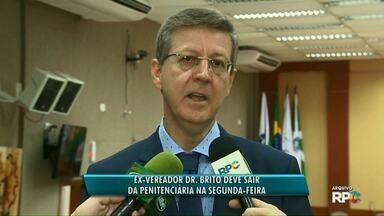 Ex-vereador, Dr Brito, deve deixar a prisão nesta segunda-feira - Ele foi preso em mais uma fase da operação Pecúlio