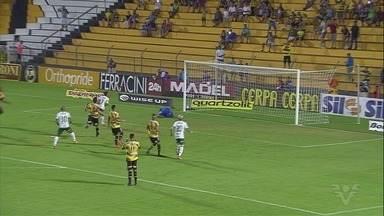 Santos e Botafogo jogam em Ribeirão Preto - Jogo acontece no domingo.