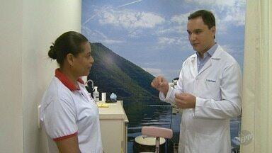 Hospital de Câncer de Barretos testa novo método para identificar câncer de colo de útero - Método, considerado mais eficiente, também serve para prevenir a doença. Objetivo é que o teste seja implantado na rede do SUS.