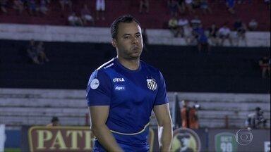 Santos e Botafogo empatam sem gols - Santos e Botafogo empatam sem gols
