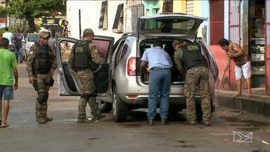 Operação desarticula facções criminosas em bairro de São Luís - Operação foi realizada pelas polícias Civil e Militar no bairro da Liberdade e prendeu integrantes de quadrilhas que movimentam o tráfico de drogas.