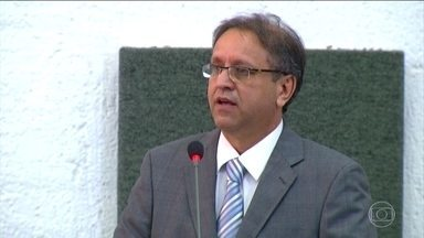 TSE cassa mandato do governador do Tocantins, Marcelo Miranda (MDB) - Marcelo Miranda,do MDB, é o primeiro governador do país a ser cassado duas vezes no mesmo cargo.
