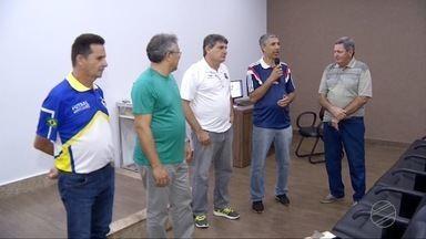 Congresso Técnico é realizado em Dourados para definir primeiras regras da Copa Morena - Campeonato de futsal deste anos começou a ser preparado. Próximo encontro será realizado em Ponta Porã.