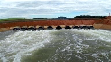 Projeto que reutiliza água de esgoto é destaque no Fórum - Aquapolo fornece água de reúso para indústrias