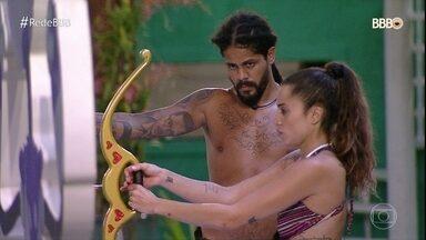 Big Brother Brasil 18 - Programa de sexta-feira, dia 23/03/2018, na íntegra - Viegas vence a Prova do Anjo e ganha poderes para o próximo Paredão