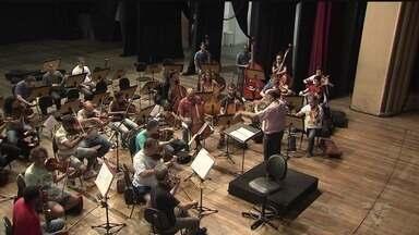 Orquestra Sinfônica se apresenta no Teatro Coliseu - Apresentação começa às 20h30, com entrada é gratuita.