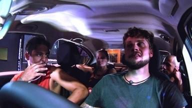 Jéssica dá chamada em Viegas: 'Não fica brincando' - Brothers cumprem Prova do Líder Fiat Cronos na Bagagem