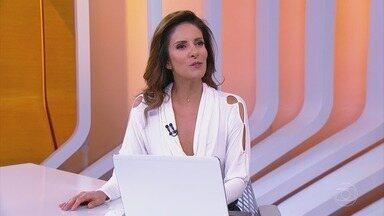 Hora 1 - Edição de segunda-feira, 02/04/2018 - Os assuntos mais importantes do Brasil e do mundo, com apresentação de Monalisa Perrone