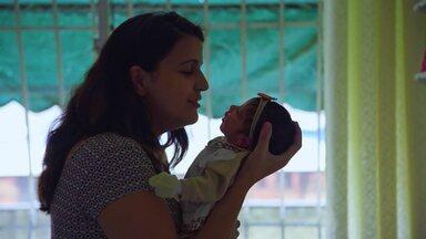 Ranuza (Marina) E Camila Superação