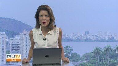 RJ1 - Íntegra 02 Abril 2018 - O telejornal, apresentado por Mariana Gross, exibe as principais notícias do Rio, com prestação de serviço e previsão do tempo.