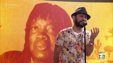 Bráulio Bessa declama cordel em homenagem a Milton Nascimento - Confira o 'Poesia com Rapadura' desta semana!