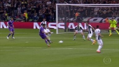 Real Madrid e Juventus se enfrentam pelas quartas da Liga dos Campeões da UEFA - Real Madrid e Juventus se enfrentam pelas quartas da Liga dos Campeões da UEFA