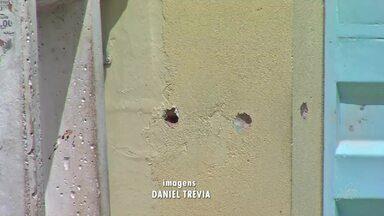 Duas mortes e dois feridos em festa na Rua João Cabral, em Juazeiro do Norte - Saiba mais em g1.com.br/ce
