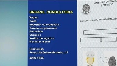 Confira vagas de emprego no Sul do ES - Brhasil Consultoria contrata.