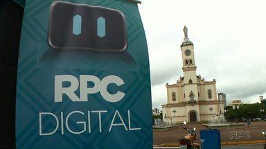 Sinal digital: Veja dicas para não ter problemas na hora de instalar cabos e antena - Mais 128 cidades do Paraná passam a ter transmissão 100% digital a partir do dia 28 de novembro.