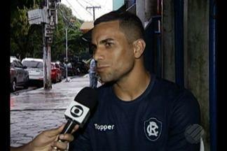 Rodriguinho aproveita dia de folga após vitória no Re-Pa - jogador marcou gol decisivo na primeira partida da final do Campeonato Paraense contra o Paysandu