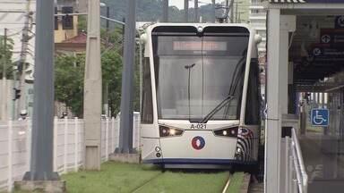 Obras da segunda fase do VLT devem começar este ano - Expectativa é de quem depende do transporte público na região.