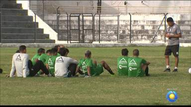 Treze vive expectativa pré-Série D, que começa no dia 22 deste mês - Após a eliminação do Paraibano, Galo precisa se reerguer para a competição nacional