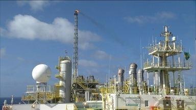 Novo leilão de petróleo do pré-sal gera expectativa de arrecadação de R$ 90 bilhões - O governo espera arrecadar R$ 90 bilhões com um novo leilão de petróleo do pré-sal.
