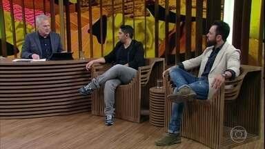 Jorge e Mateus comentam lançamento de álbum nas plataformas digitais - Dupla também fala sobre influências musicais, processo criativo, seleção de repertório e planejamento da carreira