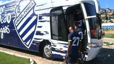 CSA faz mistério em treino de preparação para confronto com CRB - Equipe azulina treina no Nelsão