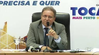 Gilmar Mendes determina que Marcelo Miranda volte a assumir o governo do Tocantins - Gilmar Mendes determina que Marcelo Miranda volte a assumir o governo do Tocantins