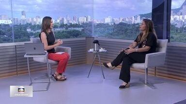 Especialista explica reações alérgicas e como lidar com crises na mudança da estação - 30% da população brasileira sofre de alergia. Com a mudança da estacão do ano, pessoas alérgicas tendem a ter seus quadros piorados.