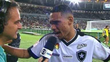 """Luiz Fernando: """"Era meu sonho desde criança jogar uma final em um Maraca lotado"""" - Luiz Fernando: """"Era meu sonho desde criança jogar uma final em um Maraca lotado"""""""