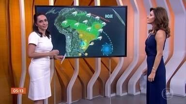 Maranhão, Piauí e Ceará têm chuvas volumosas - No Rio Grande do Norte, as chuvas também trouxeram alívio para a seca. Pelo menos cinco reservatórios saíram do volume morto.