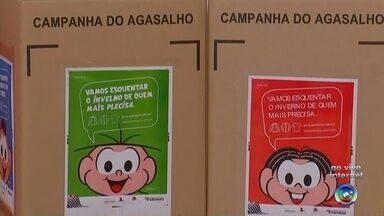 Unidades do Poupatempo iniciam campanha do agasalho em cidades do noroeste paulista - Os postos Poupatempo do estado de São Paulo já estão recebendo doações para a Campanha do Agasalho 2018. Para participar, basta entregar roupas, sapatos e cobertores (em bom estado) em pontos de coleta nas 71 unidades fixas do Poupatempo.