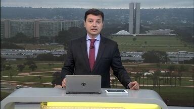 Bom Dia DF - Edição de quarta-feira, 11/04/2018 - Inaugurada a elevatória da Estação de Tratamento de Água Brasília, perto do Buriti. O nível dos reservatórios subiu bastante com as últimas chuvas; o Descoberto chegou a 81%. Estudantes da UnB protestam contra a crise financeira na universidade. Cerca de 600 novos pardais vão fiscalizar o trânsito no DF. E mais as notícias da manhã.