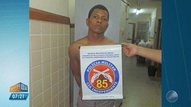 Preso acusado de cinco homicídios é solto por engano em Barreiras - Uma confusão na justiça teria causado a soltura; entenda o caso na reportagem.
