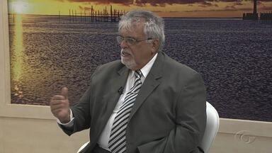 Promotor fala sobre fim de prazo para término dos lixões na região do Sertão - Promotor de Justiça José Malta Marques comenta o assunto.
