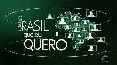 Que Brasil você quer para o futuro? Veja como enviar o seu vídeo - A Globo quer ouvir o desejo dos brasileiros de todas as cidades do país e vai exibir as mensagens nos telejornais da emissora.