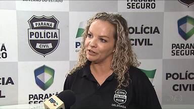 Suspeito de matar a ex-namorada em Ponta Grossa presta depoimento - Nathalia Deen de 22 anos foi morta a facadas na última sexta-feira.