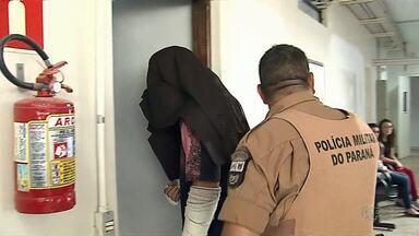 Ex-namorado de universitária morta em Ponta Grossa presta depoimento à polícia - Ele é o principal suspeito de cometer o crime.