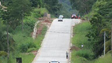 Mesmo com estrada nova, acidentes são comuns na CE-292, no interior do Ceará - Confira mais notícias em g1.globo.com/ce