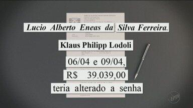 Advogado preso na Operação Têmis teria movimentado R$ 40 mil bloqueados pela Justiça - Segundo denúncia, Klaus Phillip Lodoli usou dinheiro para pagamentos sem autorização judicial. Defesa afirma que bloqueio feito em janeiro se referia a novos depósitos.