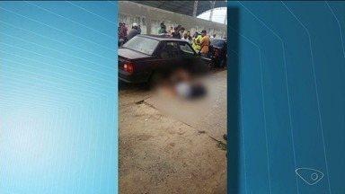Homem morre e outro é ferido em São Mateus, ES - Homem morre e outro é ferido em São Mateus.