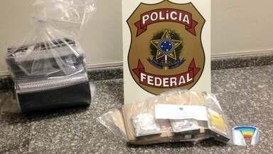 Polícia Federal cumpre mandado de busca e apreensão em São Sebastião - Ação foi nesta quinta (12) na sede do Fundo de Aposentadoria dos Servidores Públicos Municipais.