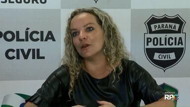 Polícia conclui inquérito que investiga morte de estudante em Ponta Grossa - Para a polícia, o ex-namorado dela seria o responsável pelo crime