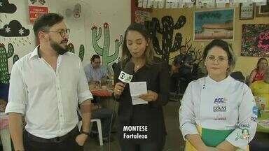 Comida di Buteco vai eleger o melhor petisco de Fortaleza - Confira mais g1.globo.com/ce