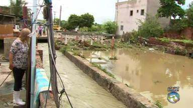 Chuvas fortes são registradas em Surubim e São José do Belmonte - Chuvas foram registradas na madrugada desta sexta-feira (13).