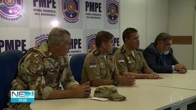 Assaltantes de banco mortos em Ibimirim tinham histórico de crimes, segundo PM - Informações sobre a ação dos criminosos foram divulgadas nesta sexta-feira (13).