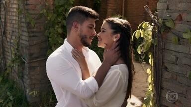 Melissa e Diego se casam novamente - Bruno afirma que o irmão é apaixonado pela esposa