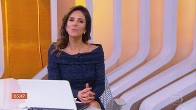 Hora 1 - Edição de terça-feira, 17/04/2018 - Os assuntos mais importantes do Brasil e do mundo, com apresentação de Monalisa Perrone