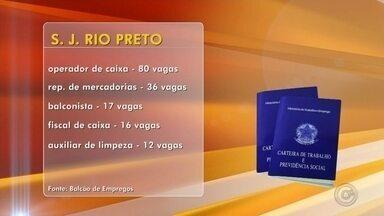 Confira as vagas de emprego disponíveis em duas cidades do noroeste paulista - Confira as vagas de emprego disponíveis nas cidades de São José do Rio Preto (SP) e Catanduva (SP).